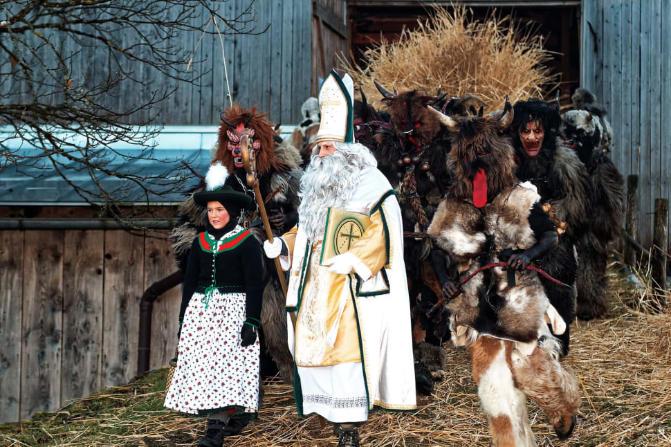 Krampus Nacht and Krampus Run in Bavaria - Best Season