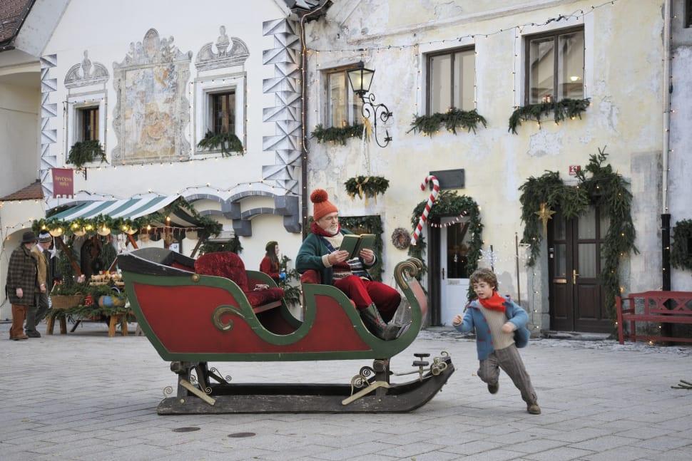 Christmas Market in Radovljica