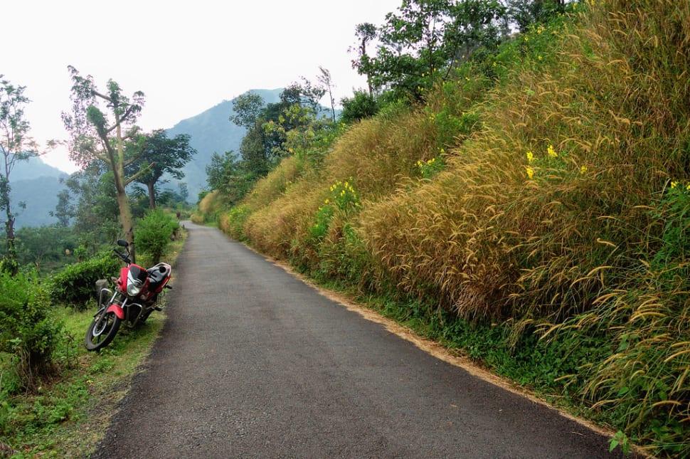 Around Ponmudi, Kerala