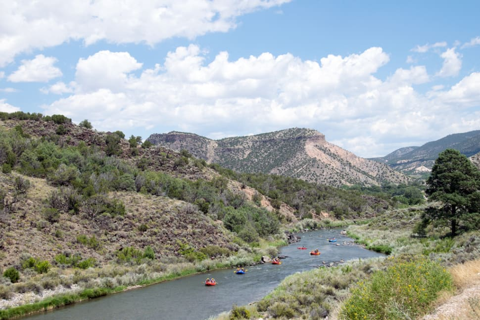 Rafting the Rio Grande in Texas - Best Season
