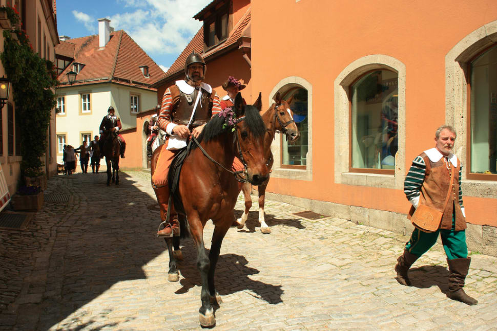 Master Draught (Der Meistertrunk) in Bavaria - Best Time