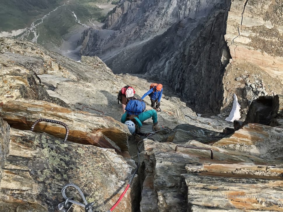 Sky Walking at Mt. Nimbus in British Columbia - Best Season