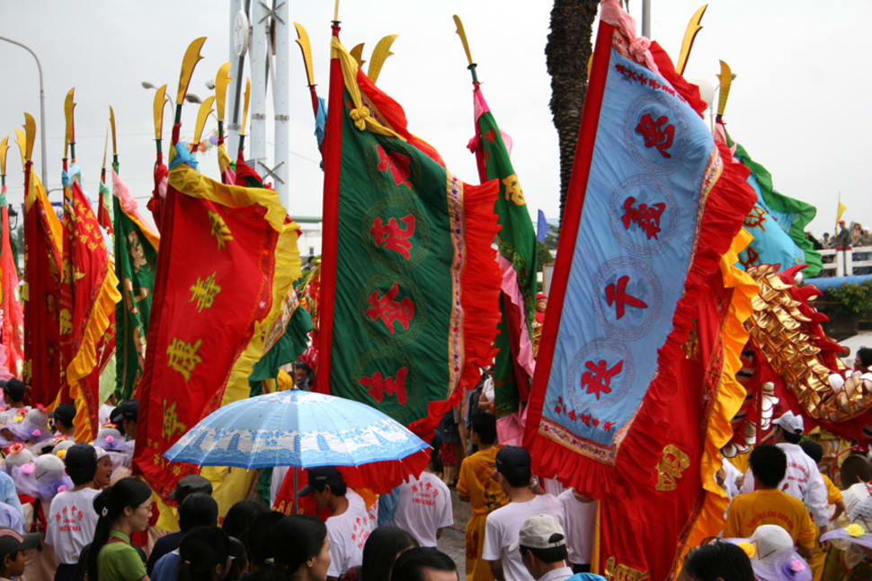 Best time for Nghinh Ong Festival in Vietnam