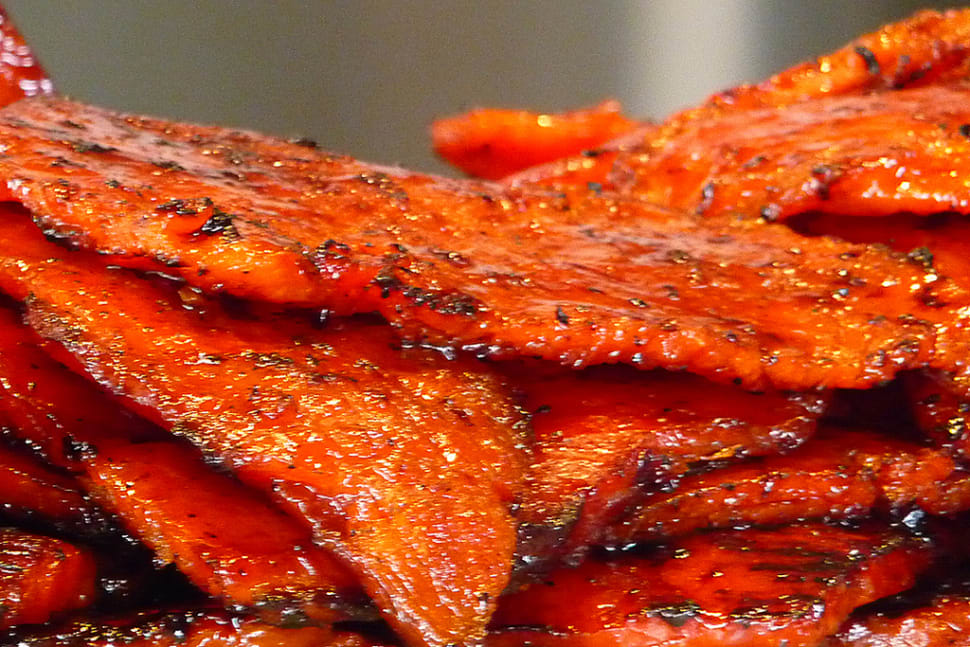 Best time for Bak Kwa in Singapore