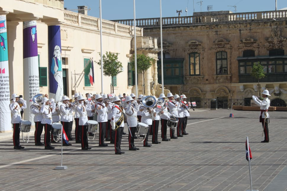 Changing of the Guard in Malta - Best Season