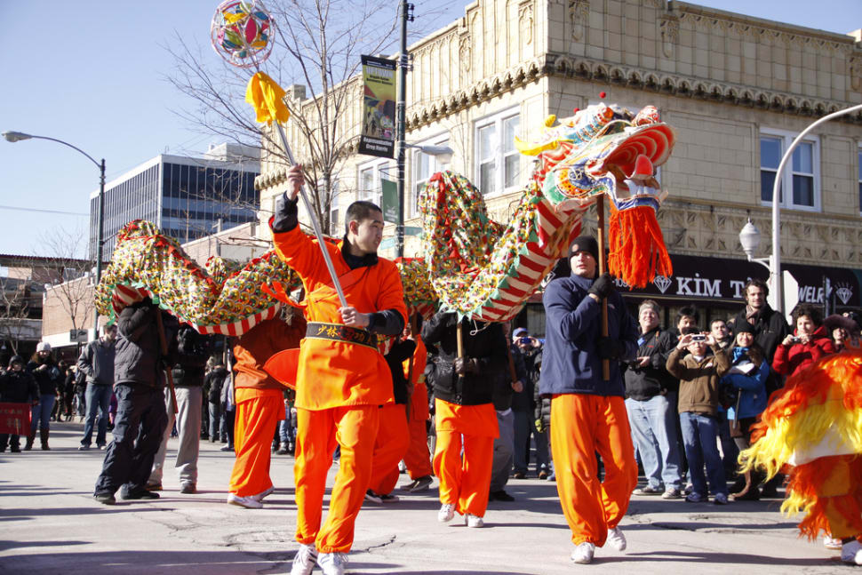 Chinatown Lunar New Year Parade in Chicago - Best Season
