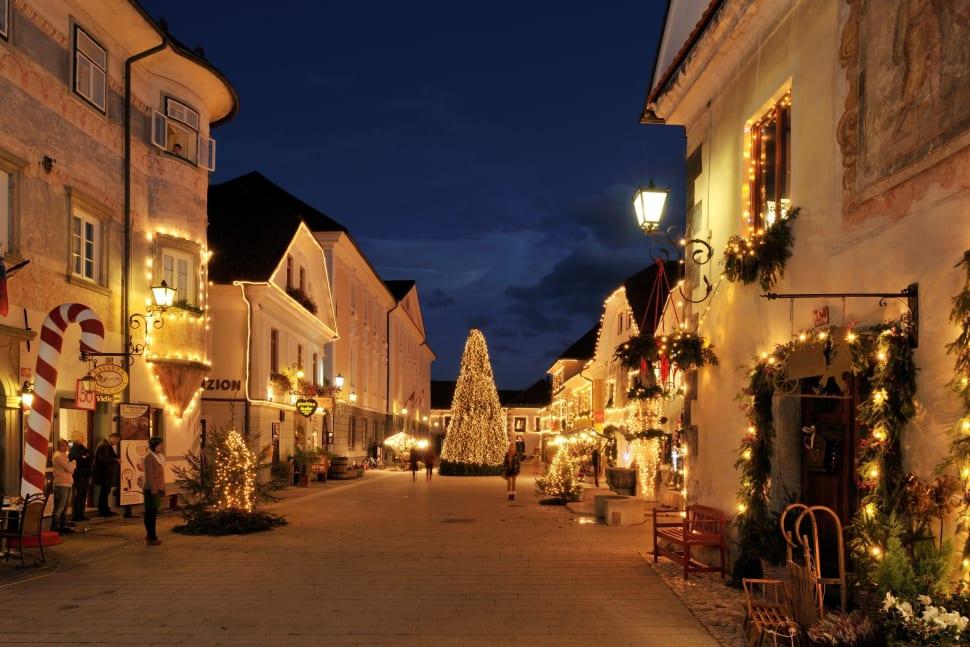 Lite of Christmas Radovljica