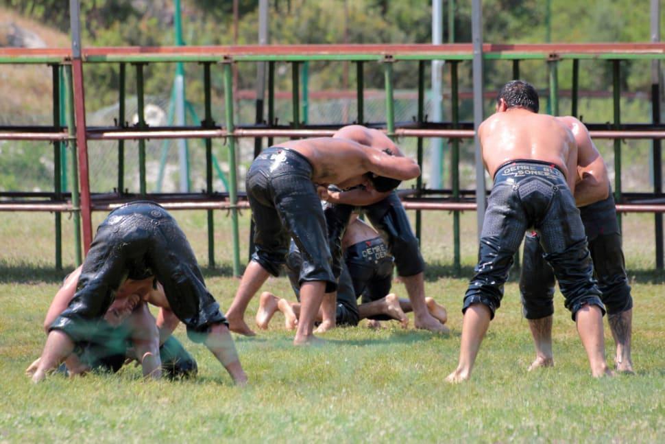 Kırkpınar Oil Wrestling in Turkey - Best Time