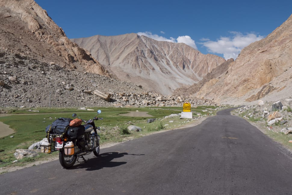 Motorcycle Trips in India - Best Time