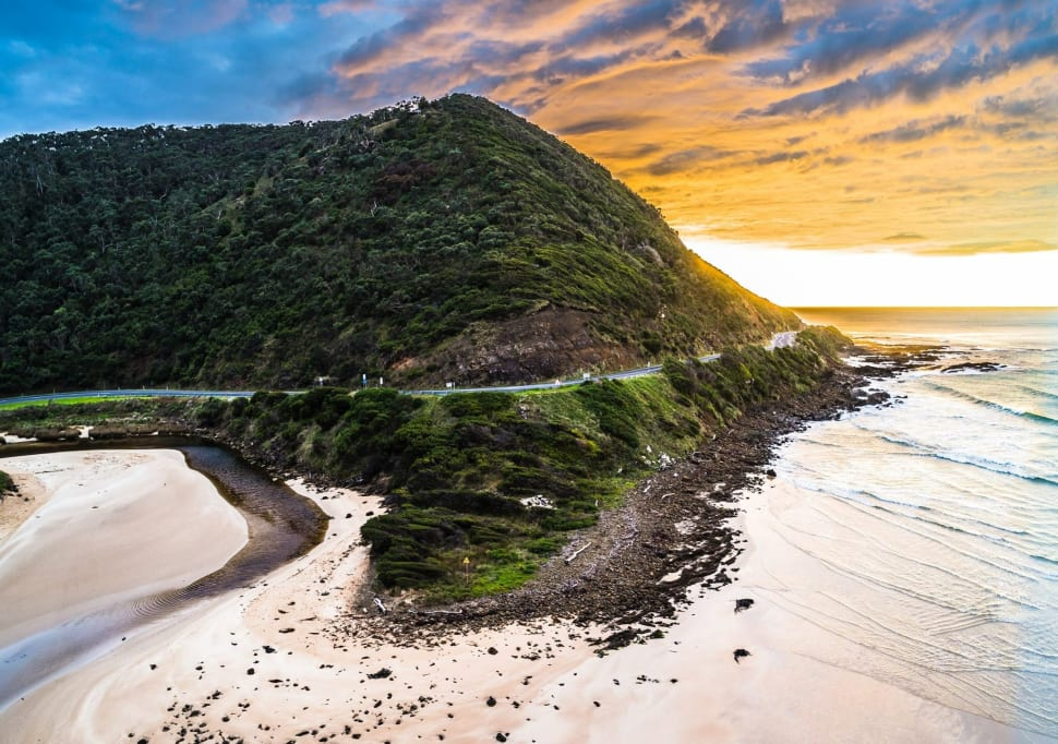 Best time for Great Ocean Road Running Festival in Victoria