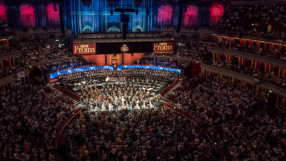 BBC Proms in London - Best Time