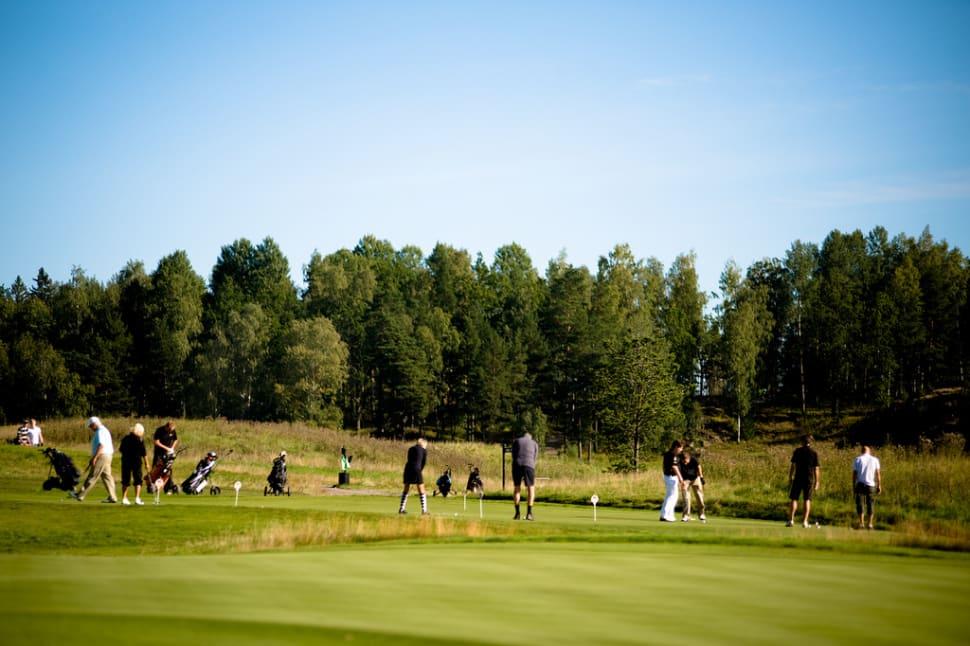 Night Golf in Sweden - Best Season
