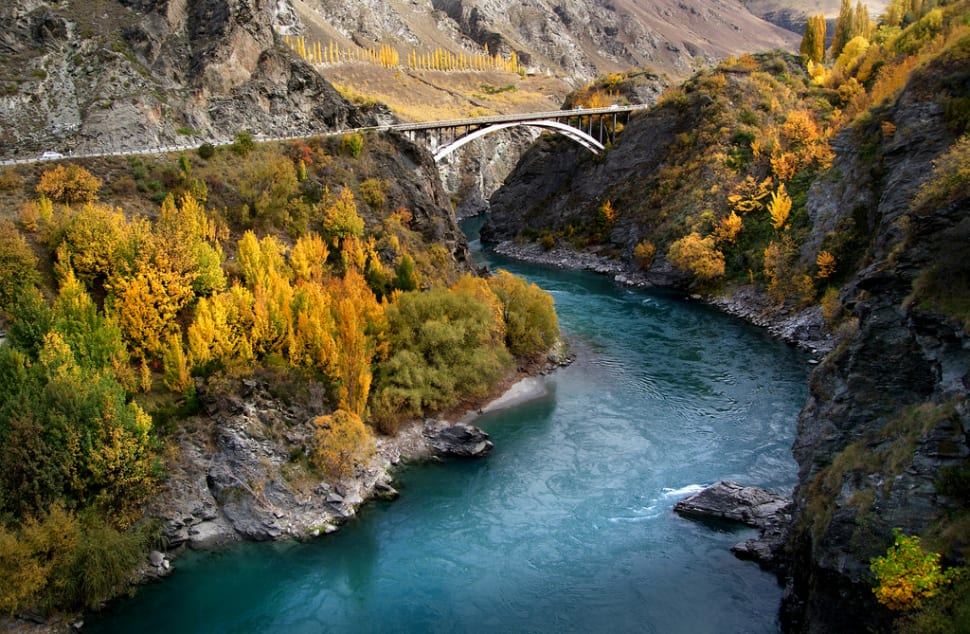 Autumn in New Zealand - Best Time