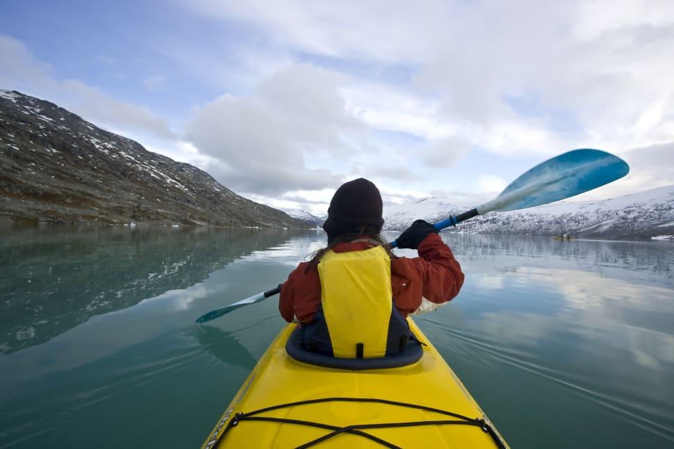 Glacier Lake Kayaking in Norway - Best Time