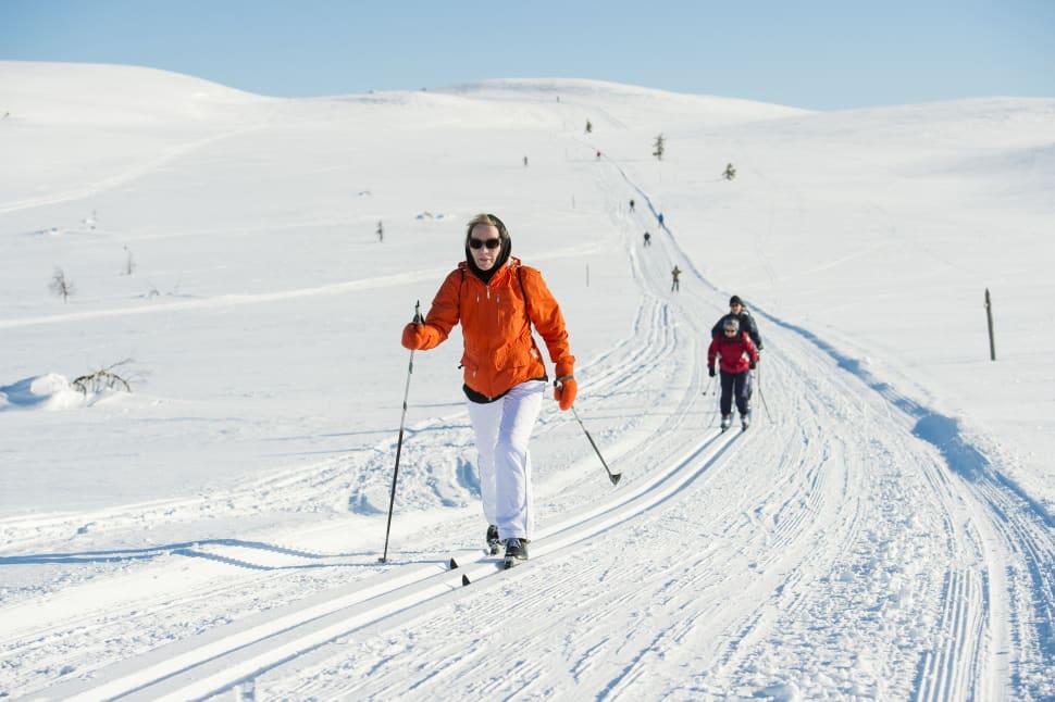 Cross-Country Skiing in Finland - Best Season