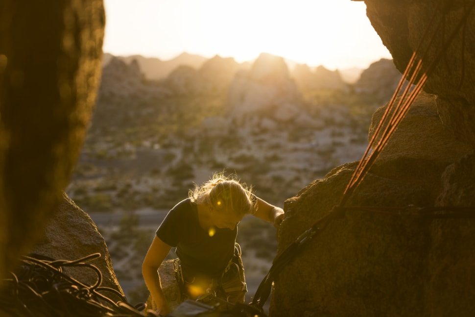Best time for Joshua Tree Rock Climbing in Los Angeles