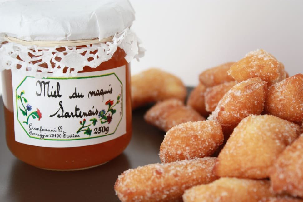 Best time for Honey Delights in Corsica