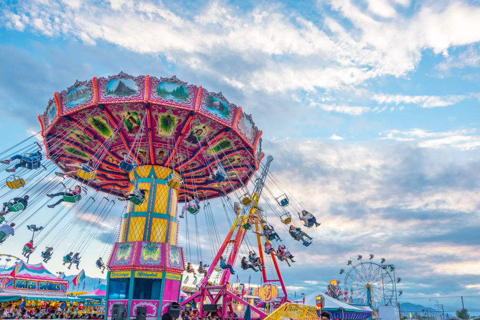 Riverside County Fair & National Date Festival in California - Best Time