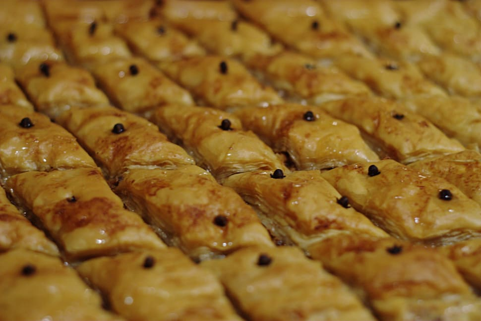Baklava in Santorini - Best Time