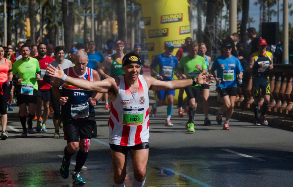 Things to do in Barcelona : Barcelona Marathon