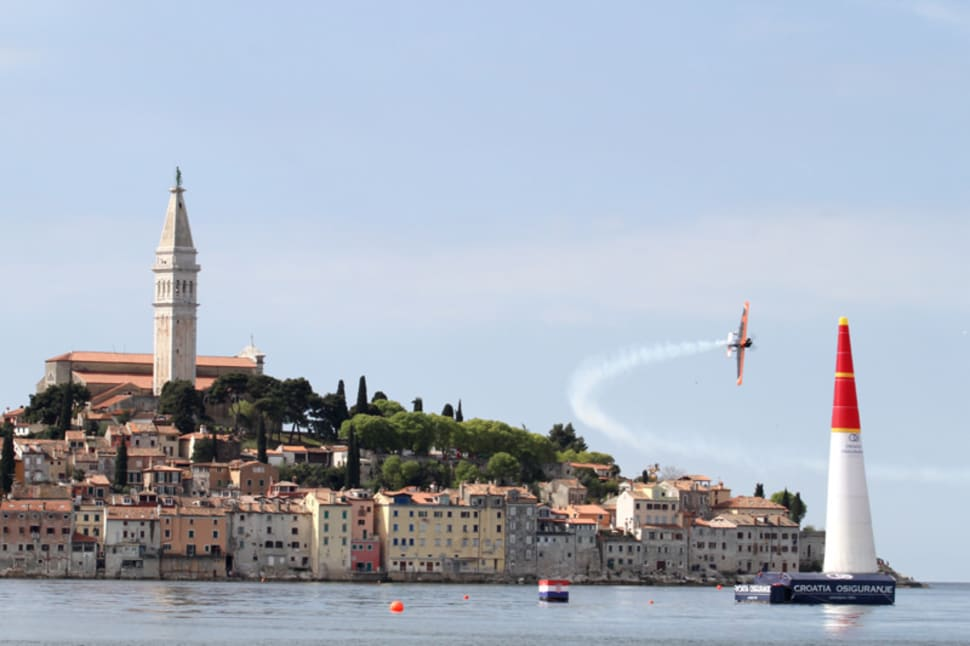 Red Bull Air Race in Croatia - Best Time