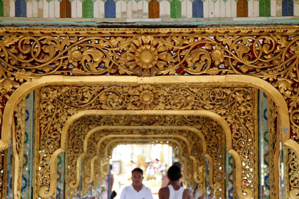 Visit Botataung Pagoda in Myanmar - Best Season