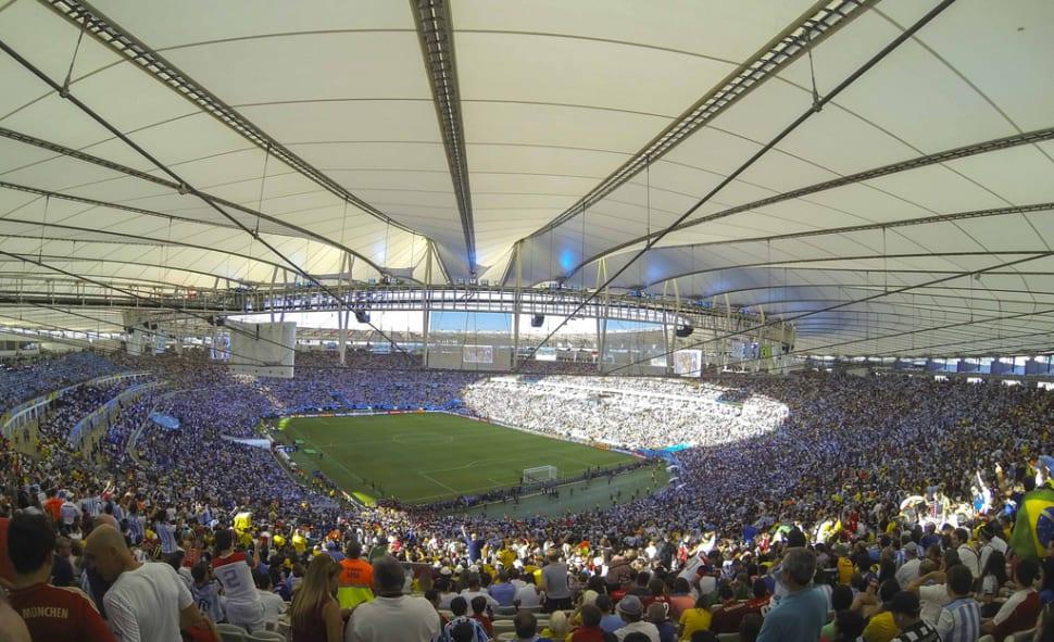 Football at Maracanã Stadium in Rio de Janeiro - Best Season