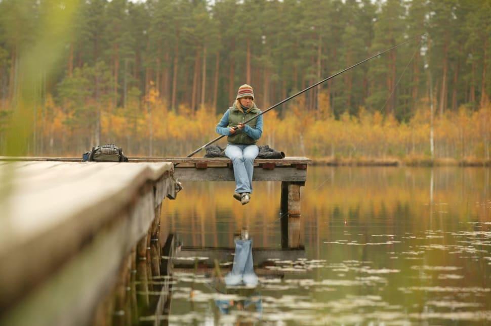 Fishing in Estonia - Best Time