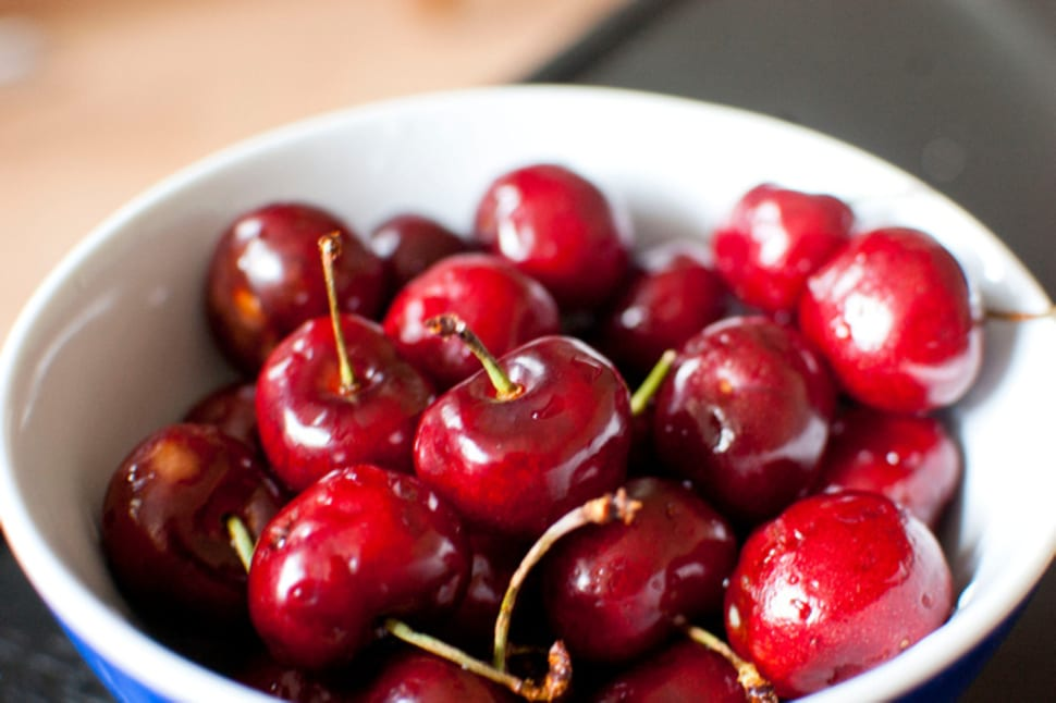 Morello Cherries or Moreller in Norway - Best Season