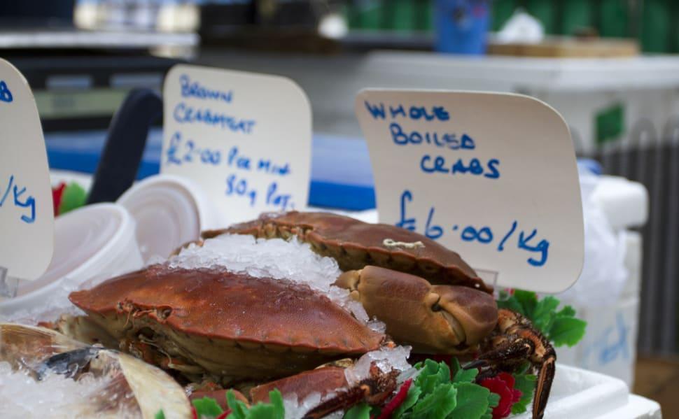 Langoustines, Crabs and Lobsters in Edinburgh - Best Time