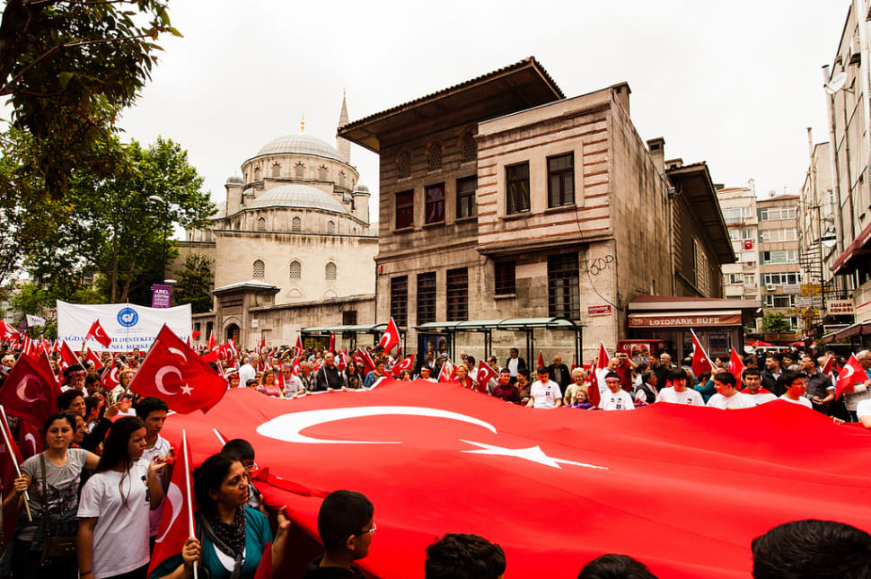 Best time for Commemoration of Atatürk, Youth & Sports Day in Istanbul