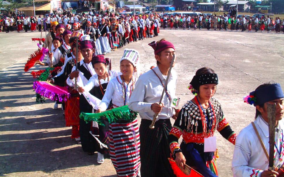 Manaw Festival in Myanmar - Best Time
