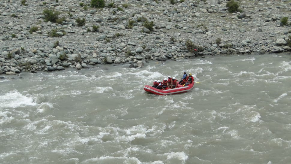 River Rafting in India - Best Time