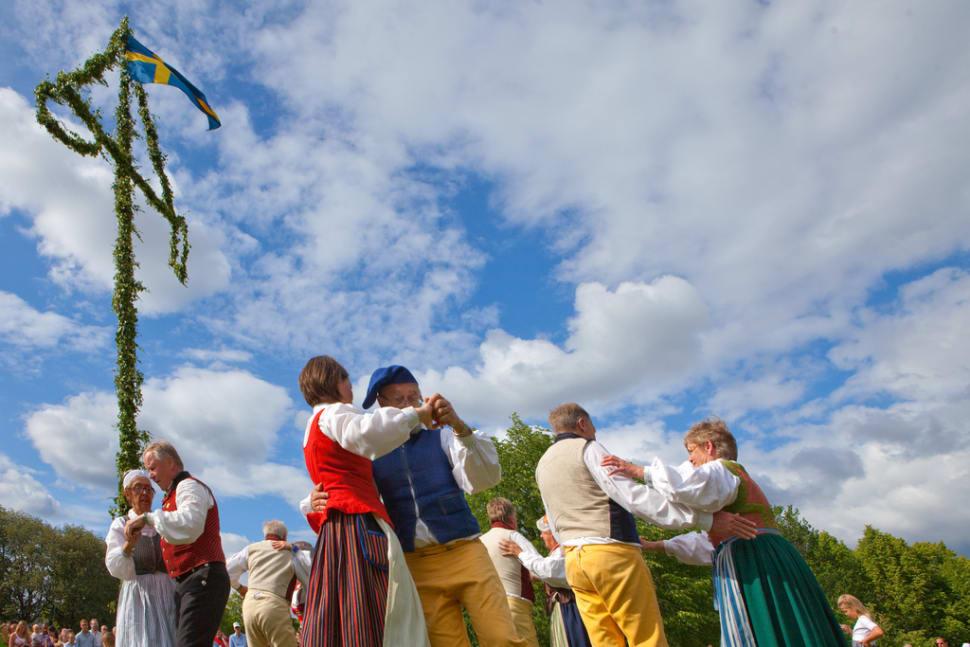 Midsummer in Sweden - Best Season