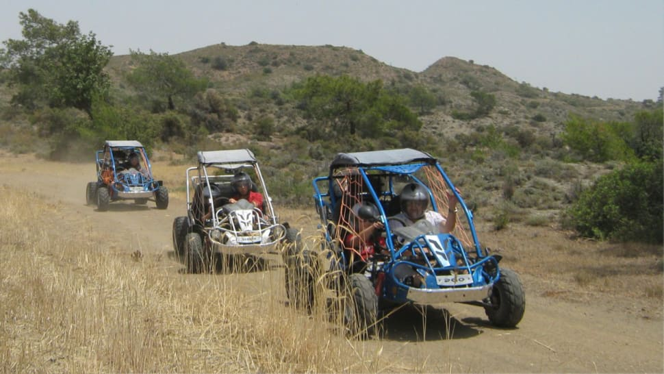 Motorsports in Cyprus - Best Time