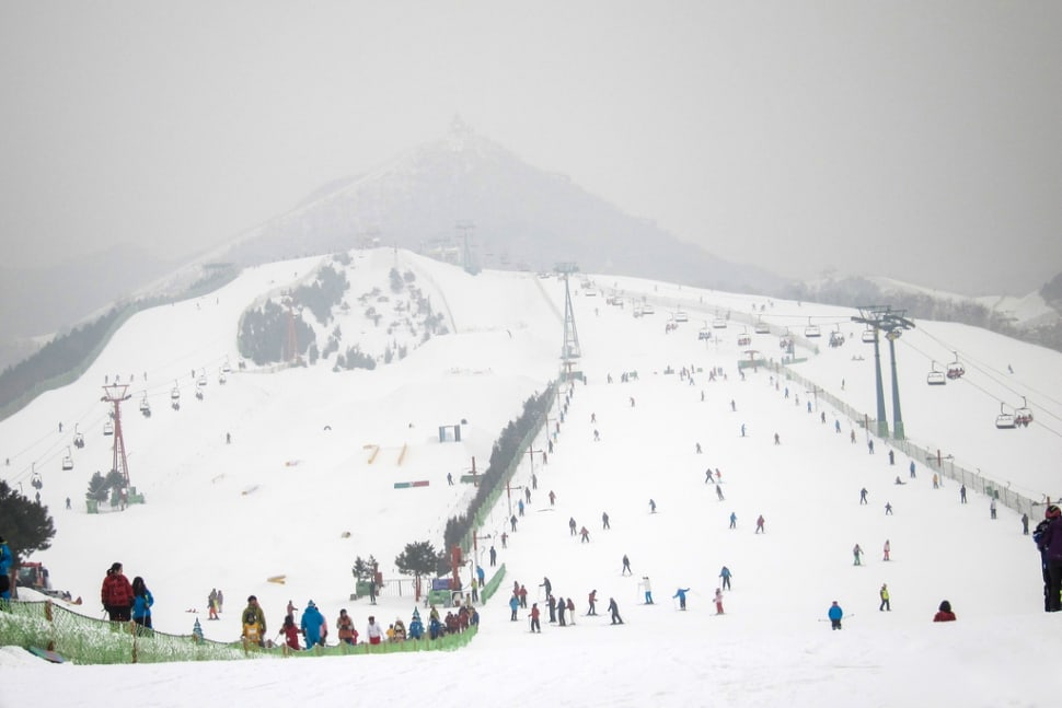 Skiing and Snowboarding in China - Best Time