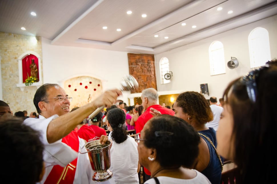 Best time for St. Sebastian's Day