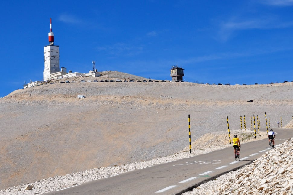 Cycling around Mont Ventoux in Provence & French Riviera - Best Season