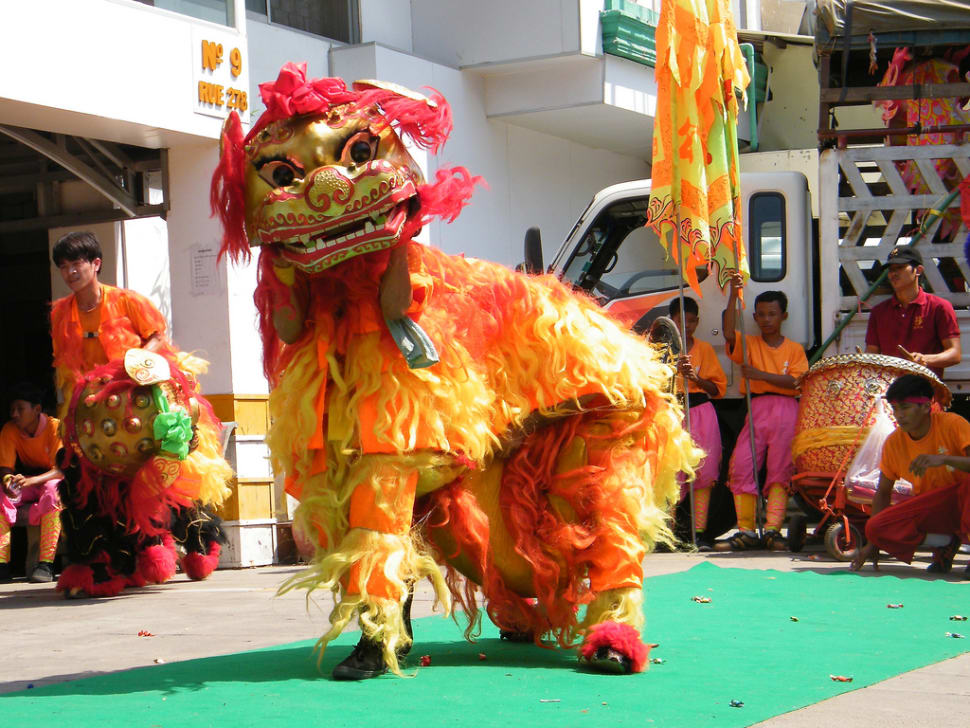 chinese new year in cambodia best time - What Is Chinese New Year