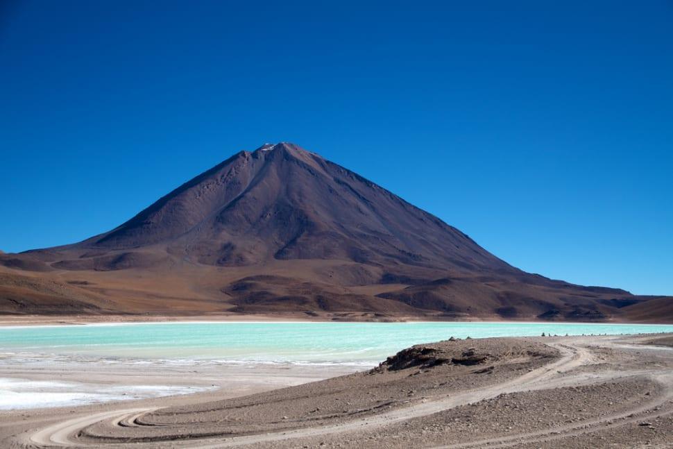 Laguna Verde in Bolivia - Best Time
