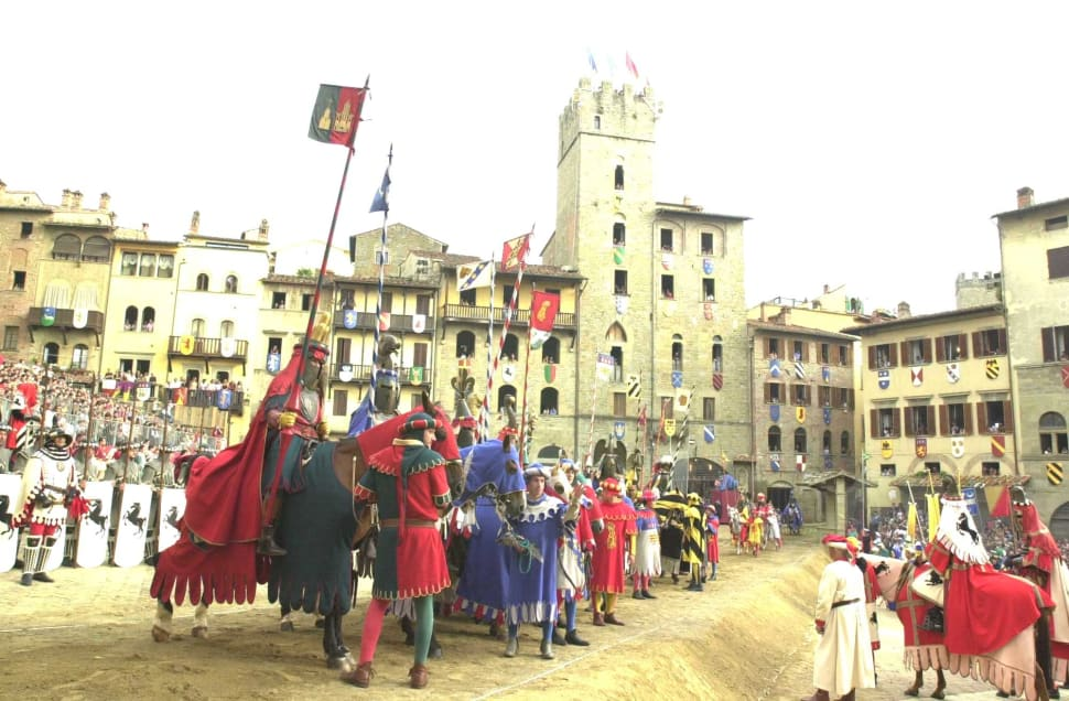 Best time for Giostra del Saracino (Joust of the Saracens)