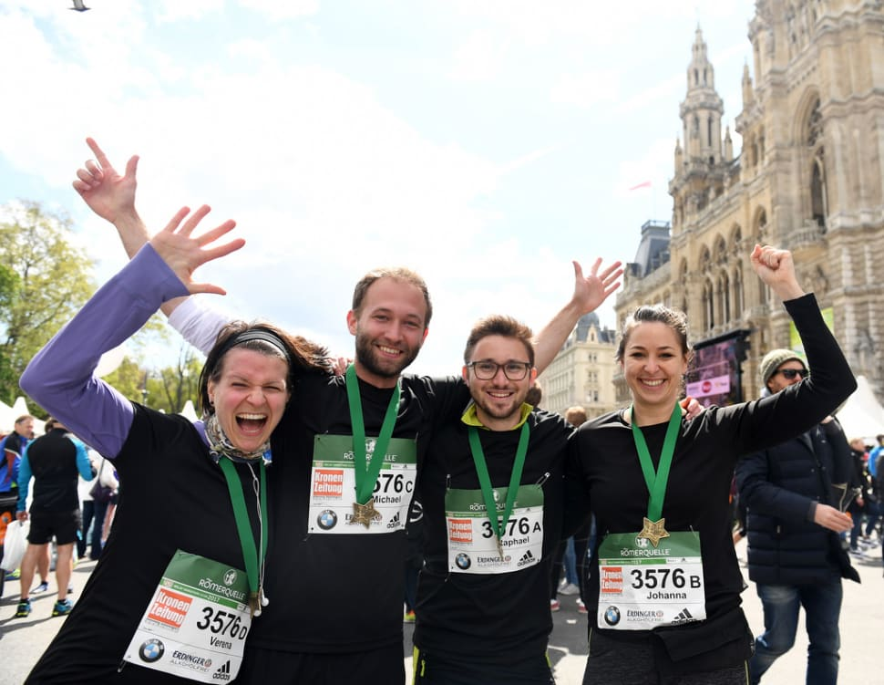 Best time for Vienna City Marathon in Vienna