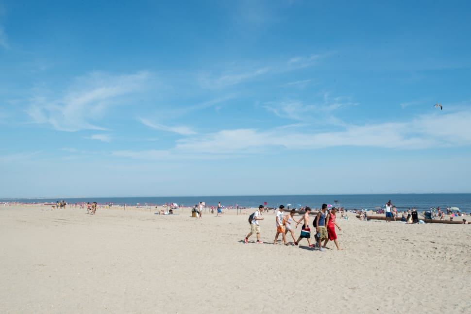 Beach Season in New York - Best Season