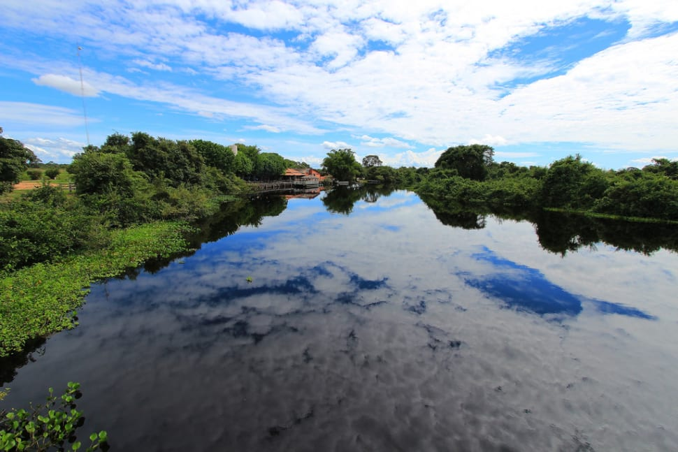 Rio Pixaim - Pantanal do Mato Grosso