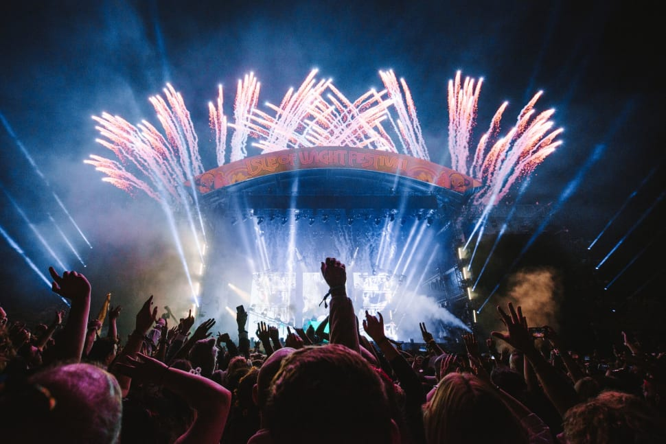 Isle of Wight Festival in England - Best Time