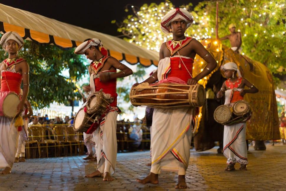 Kandy Esala Perahera in Sri Lanka - Best Time