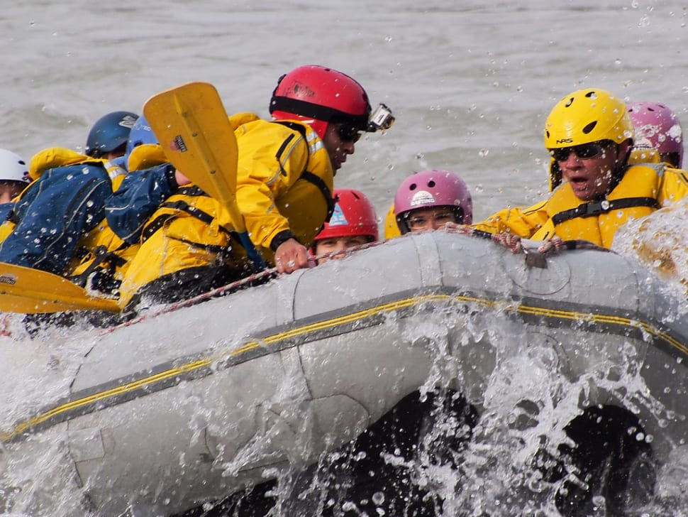 Best time for Gullfoss Canyon Rafting in Iceland