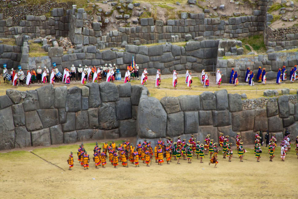 Best time for Inti Raymi in Machu Picchu and Cusco