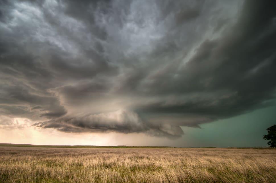Thunderstorm Season  in Texas - Best Season