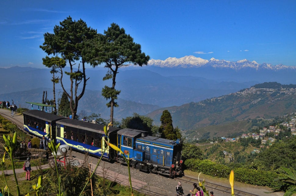 Best Time For Darjeeling Himalayan Railway In India 2018 Amp Map